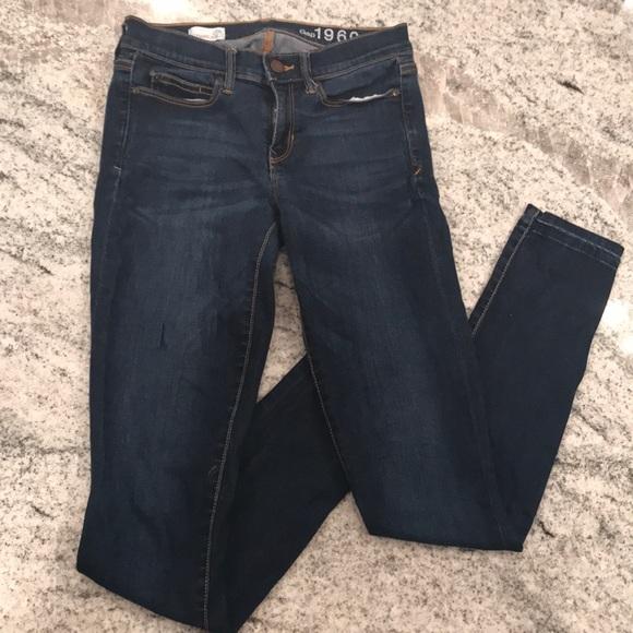 GAP Denim - Gap skinny jeans